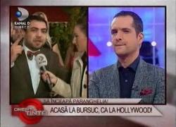 Making of videoclip Traiul Bun si Dragostea in direct la Kanal D