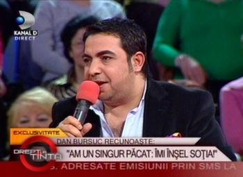 Dan Bursuc si Bogdan Artistu la Drept la Tinta in Saptamana Patimilor cu cadouri muzicale