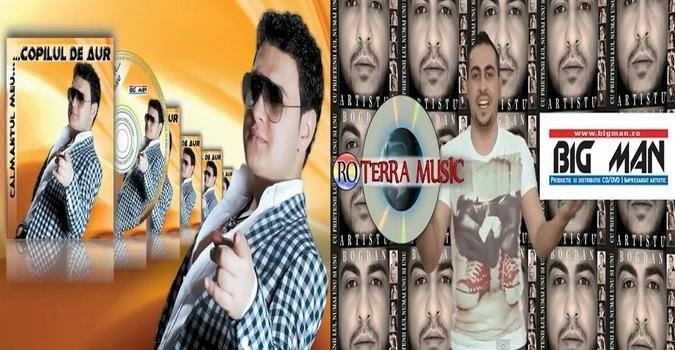 Sorinel Copilul de Aur si Bogdan Artistu lanseaza albume noi